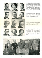 Page 14, 1954 Edition, Roosevelt High School - Sagamore Yearbook (Minneapolis, MN) online yearbook collection