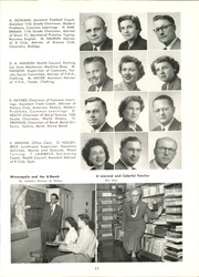 Page 15, 1954 Edition, Roosevelt High School - Sagamore Yearbook (Minneapolis, MN) online yearbook collection
