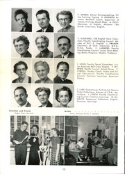 Page 16, 1954 Edition, Roosevelt High School - Sagamore Yearbook (Minneapolis, MN) online yearbook collection