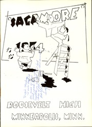 Page 5, 1954 Edition, Roosevelt High School - Sagamore Yearbook (Minneapolis, MN) online yearbook collection