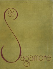 1965 Edition, Roosevelt High School - Sagamore Yearbook (Minneapolis, MN)