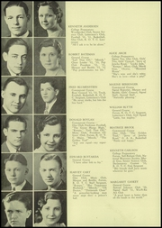 Page 10, 1933 Edition, Thomas Jefferson High School - Monticello Yearbook (Council Bluffs, IA) online yearbook collection