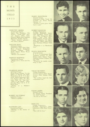 Page 13, 1933 Edition, Thomas Jefferson High School - Monticello Yearbook (Council Bluffs, IA) online yearbook collection
