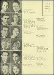 Page 14, 1933 Edition, Thomas Jefferson High School - Monticello Yearbook (Council Bluffs, IA) online yearbook collection