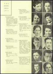Page 15, 1933 Edition, Thomas Jefferson High School - Monticello Yearbook (Council Bluffs, IA) online yearbook collection