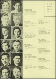 Page 16, 1933 Edition, Thomas Jefferson High School - Monticello Yearbook (Council Bluffs, IA) online yearbook collection