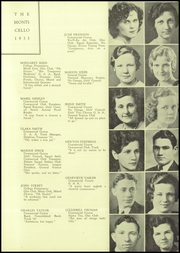 Page 17, 1933 Edition, Thomas Jefferson High School - Monticello Yearbook (Council Bluffs, IA) online yearbook collection