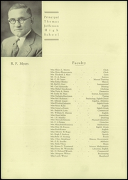 Page 6, 1933 Edition, Thomas Jefferson High School - Monticello Yearbook (Council Bluffs, IA) online yearbook collection