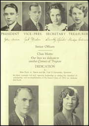 Page 9, 1933 Edition, Thomas Jefferson High School - Monticello Yearbook (Council Bluffs, IA) online yearbook collection
