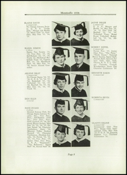 Page 12, 1936 Edition, Thomas Jefferson High School - Monticello Yearbook (Council Bluffs, IA) online yearbook collection