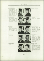 Page 14, 1936 Edition, Thomas Jefferson High School - Monticello Yearbook (Council Bluffs, IA) online yearbook collection