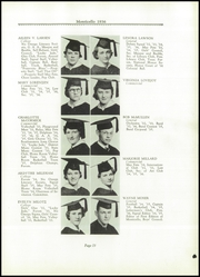 Page 17, 1936 Edition, Thomas Jefferson High School - Monticello Yearbook (Council Bluffs, IA) online yearbook collection