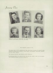 Page 13, 1947 Edition, Thomas Jefferson High School - Monticello Yearbook (Council Bluffs, IA) online yearbook collection