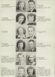 Page 15, 1947 Edition, Thomas Jefferson High School - Monticello Yearbook (Council Bluffs, IA) online yearbook collection
