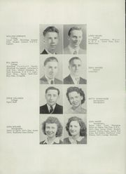 Page 16, 1947 Edition, Thomas Jefferson High School - Monticello Yearbook (Council Bluffs, IA) online yearbook collection