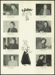 Page 11, 1950 Edition, Thomas Jefferson High School - Monticello Yearbook (Council Bluffs, IA) online yearbook collection