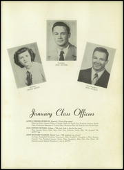 Page 13, 1950 Edition, Thomas Jefferson High School - Monticello Yearbook (Council Bluffs, IA) online yearbook collection