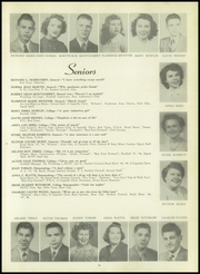 Page 15, 1950 Edition, Thomas Jefferson High School - Monticello Yearbook (Council Bluffs, IA) online yearbook collection