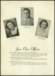 Page 16, 1950 Edition, Thomas Jefferson High School - Monticello Yearbook (Council Bluffs, IA) online yearbook collection