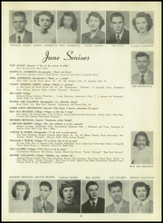 Page 17, 1950 Edition, Thomas Jefferson High School - Monticello Yearbook (Council Bluffs, IA) online yearbook collection