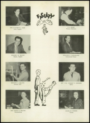 Page 8, 1950 Edition, Thomas Jefferson High School - Monticello Yearbook (Council Bluffs, IA) online yearbook collection