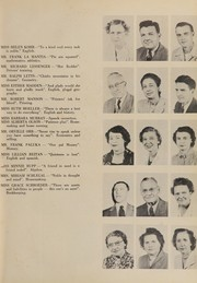 Page 13, 1953 Edition, Thomas Jefferson High School - Monticello Yearbook (Council Bluffs, IA) online yearbook collection