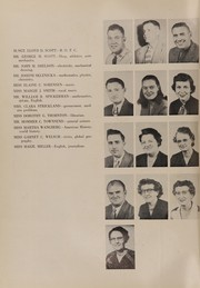 Page 14, 1953 Edition, Thomas Jefferson High School - Monticello Yearbook (Council Bluffs, IA) online yearbook collection