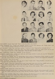 Page 17, 1953 Edition, Thomas Jefferson High School - Monticello Yearbook (Council Bluffs, IA) online yearbook collection