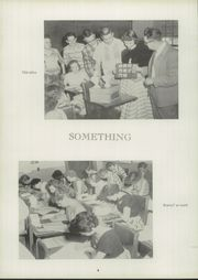 Page 10, 1958 Edition, Thomas Jefferson High School - Monticello Yearbook (Council Bluffs, IA) online yearbook collection