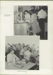 Page 13, 1958 Edition, Thomas Jefferson High School - Monticello Yearbook (Council Bluffs, IA) online yearbook collection