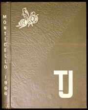 Page 1, 1966 Edition, Thomas Jefferson High School - Monticello Yearbook (Council Bluffs, IA) online yearbook collection