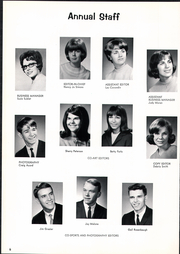Page 10, 1966 Edition, Thomas Jefferson High School - Monticello Yearbook (Council Bluffs, IA) online yearbook collection