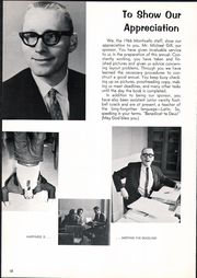 Page 14, 1966 Edition, Thomas Jefferson High School - Monticello Yearbook (Council Bluffs, IA) online yearbook collection