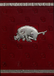 Page 1, 1931 Edition, University of Arkansas - Razorback Yearbook (Fayetteville, AR) online yearbook collection