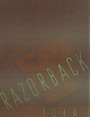 Page 1, 1948 Edition, University of Arkansas - Razorback Yearbook (Fayetteville, AR) online yearbook collection