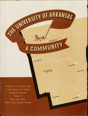 Page 6, 1948 Edition, University of Arkansas - Razorback Yearbook (Fayetteville, AR) online yearbook collection