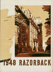 Page 7, 1948 Edition, University of Arkansas - Razorback Yearbook (Fayetteville, AR) online yearbook collection