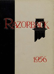 University of Arkansas Fayetteville - Razorback Yearbook (Fayetteville, AR) online yearbook collection, 1956 Edition, Page 1