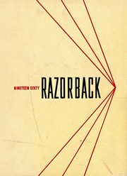 Page 1, 1960 Edition, University of Arkansas - Razorback Yearbook (Fayetteville, AR) online yearbook collection