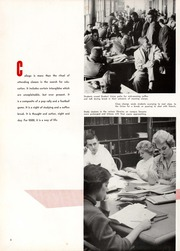 Page 8, 1960 Edition, University of Arkansas - Razorback Yearbook (Fayetteville, AR) online yearbook collection