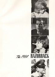 Page 5, 1964 Edition, University of Arkansas - Razorback Yearbook (Fayetteville, AR) online yearbook collection