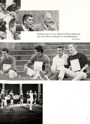 Page 9, 1964 Edition, University of Arkansas - Razorback Yearbook (Fayetteville, AR) online yearbook collection