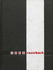 University of Arkansas Fayetteville - Razorback Yearbook (Fayetteville, AR) online yearbook collection, 1965 Edition, Page 1