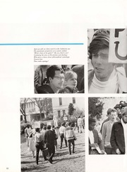 Page 16, 1968 Edition, University of Arkansas - Razorback Yearbook (Fayetteville, AR) online yearbook collection