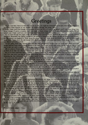 Page 5, 1986 Edition, University of Arkansas - Razorback Yearbook (Fayetteville, AR) online yearbook collection