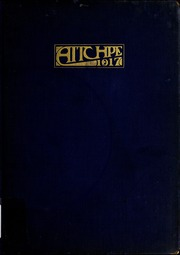 Page 1, 1917 Edition, Hyde Park High School - Aitchpe Yearbook (Chicago, IL) online yearbook collection