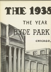 Page 6, 1938 Edition, Hyde Park High School - Aitchpe Yearbook (Chicago, IL) online yearbook collection