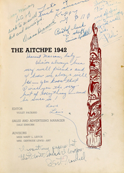 Page 5, 1942 Edition, Hyde Park High School - Aitchpe Yearbook (Chicago, IL) online yearbook collection