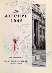 Page 7, 1942 Edition, Hyde Park High School - Aitchpe Yearbook (Chicago, IL) online yearbook collection