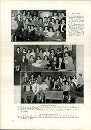 Page 24, 1947 Edition, Hyde Park High School - Aitchpe Yearbook (Chicago, IL) online yearbook collection